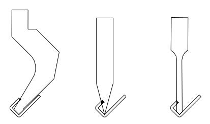 Figure 1-27 Interference of bending