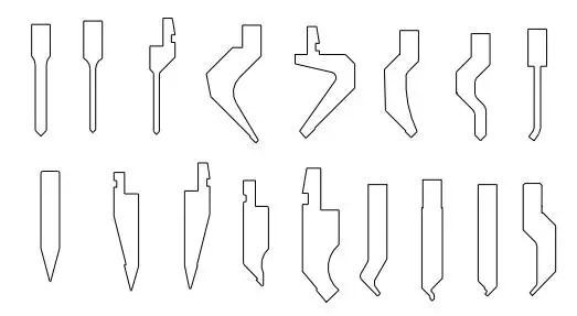 Figure 1-28 Bending knife