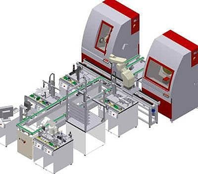 Flexible Manufacturing Cell