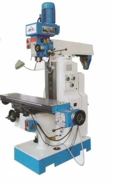 Milling & Drilling Machine