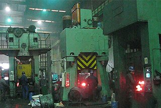 Forging Press Selection And Tonnage Calculation
