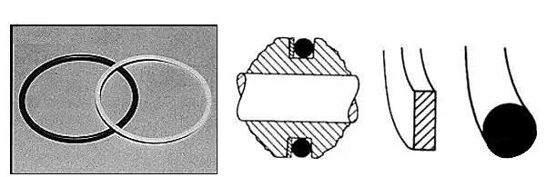End cover seal