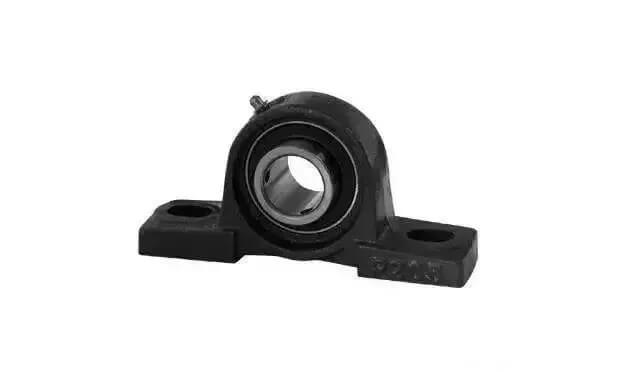 Outer Spherical Ball Bearing with Housing