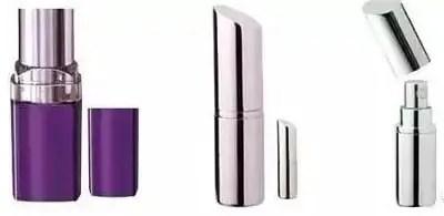 Vacuum plating of perfume bottles