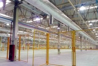 Why Round Ducts are Better than Rectangular Ducts