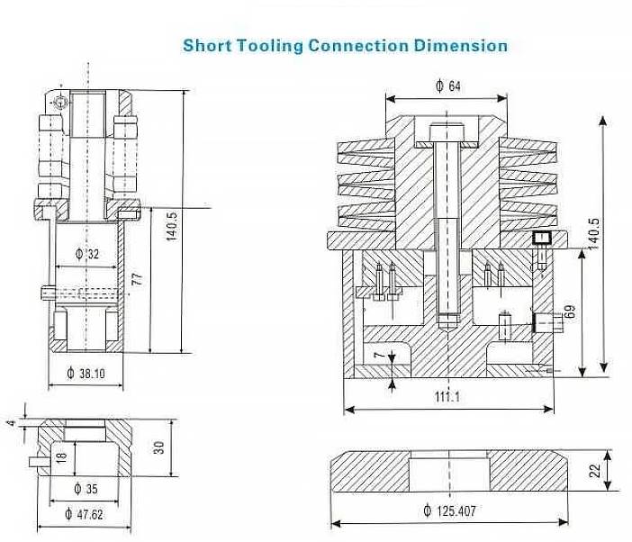 Turret Punch Tooling