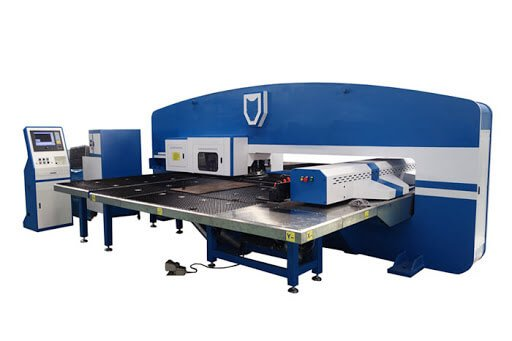 What is CNC turret punch press