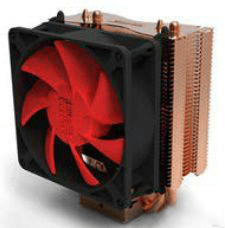 CPU Cooling structure