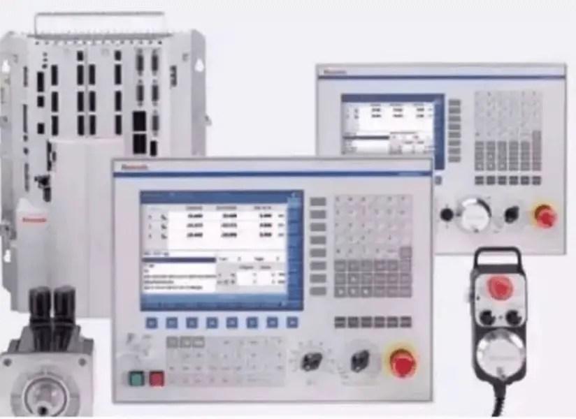 German Rexroth CNC system