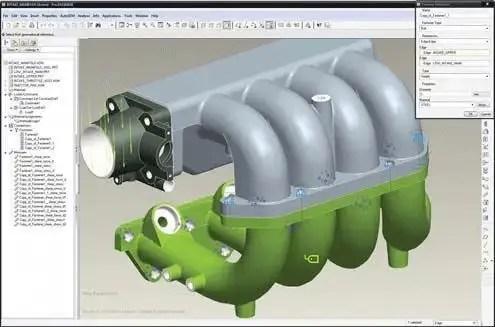 Pro Engineer software