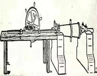 barrel boring machine