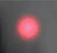 Red light detection method dirty lens