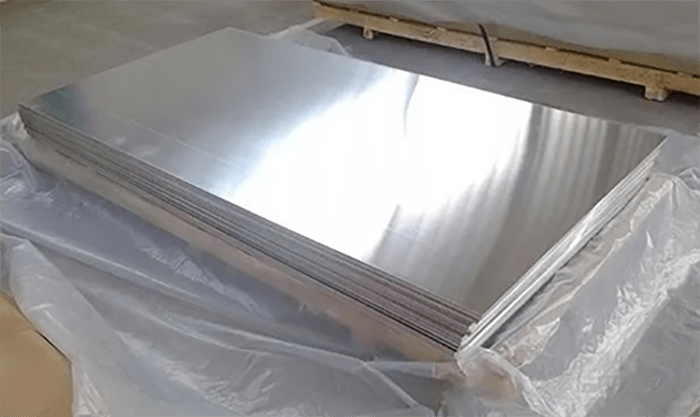 Fig. 1 Aluminum plate
