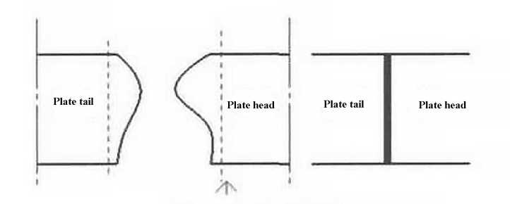 Fig. 1 Schematic diagram of the head