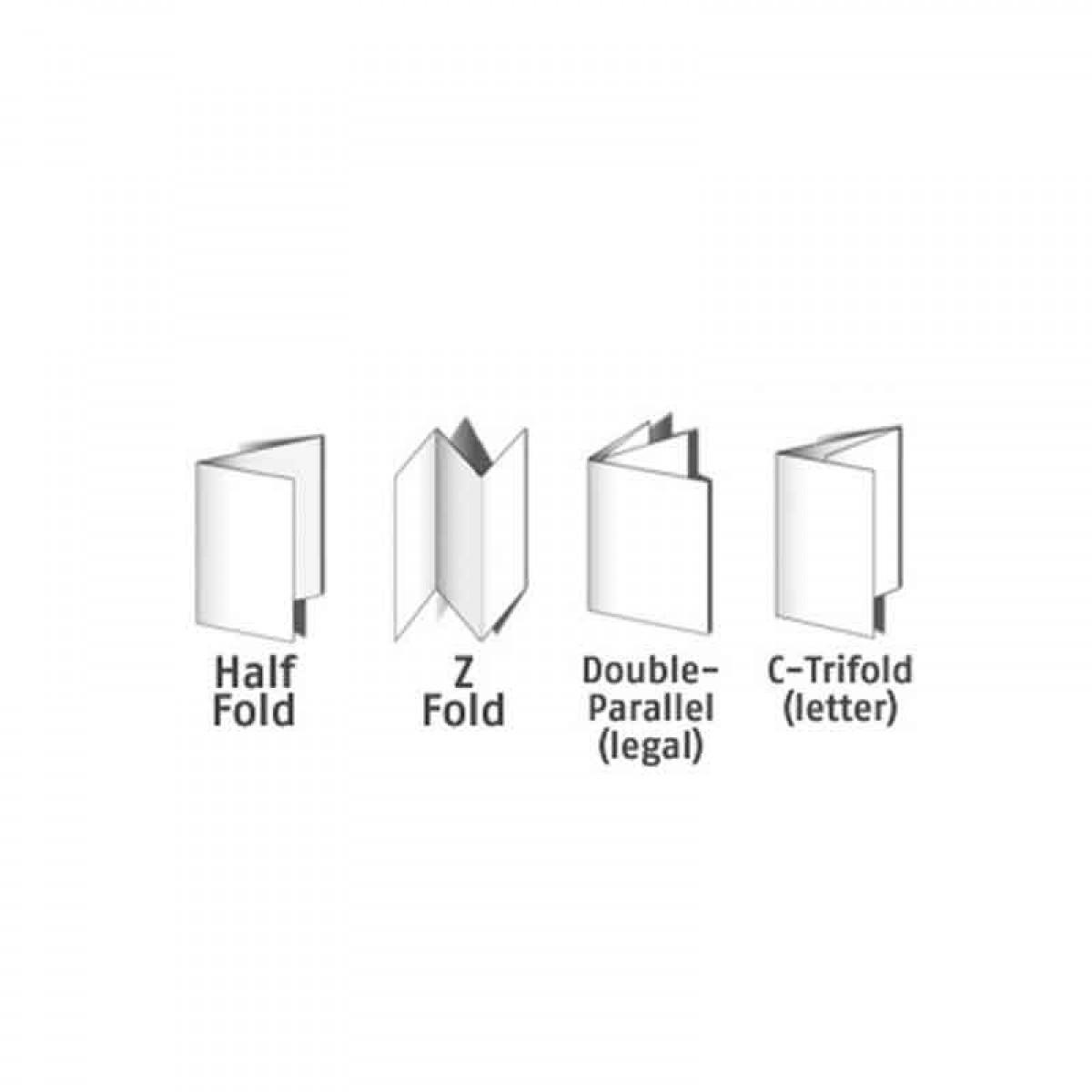Formax FD 6608-Special4 Office Paper Folder Inserter