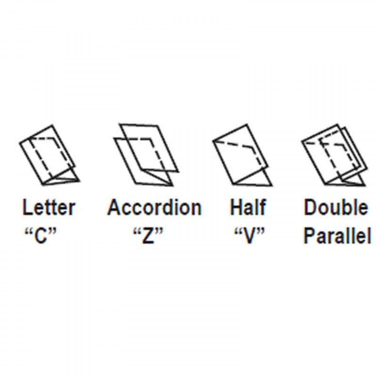 Formax FD 6406-Standard 5F Office Paper Folder Inserter