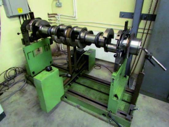 Schenck Balancing Machine For Sale