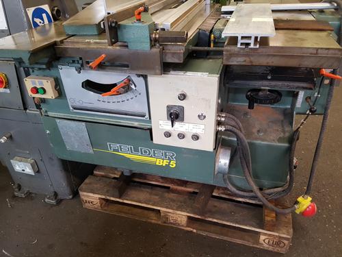 Felder Combination Machine For Sale Uk