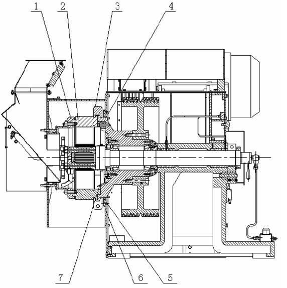 Overall structure [MUZL350(SZLH350*100 II)], Overall