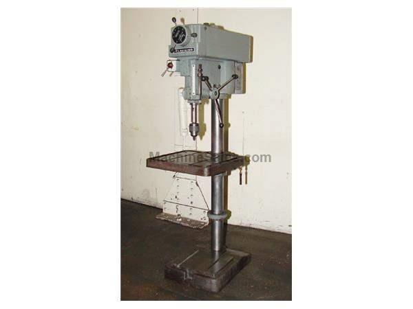 Clausing 15 Drill Press For Sale