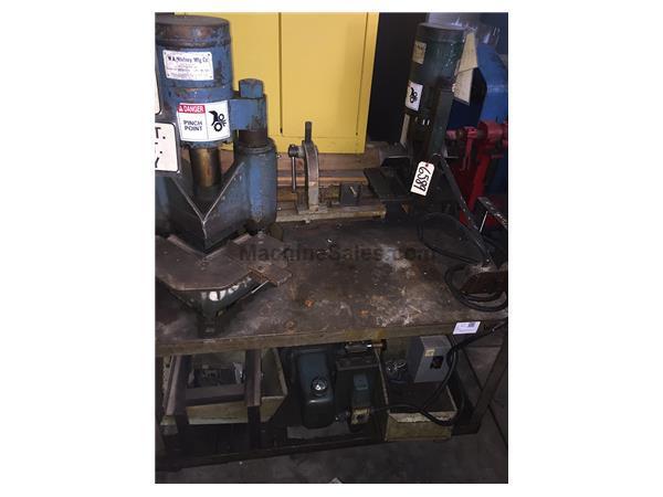 Angle Iron Notcher