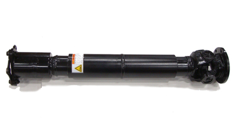 MSIs torsionally resilient drive shafts are specifically designed for dynamometer test standards