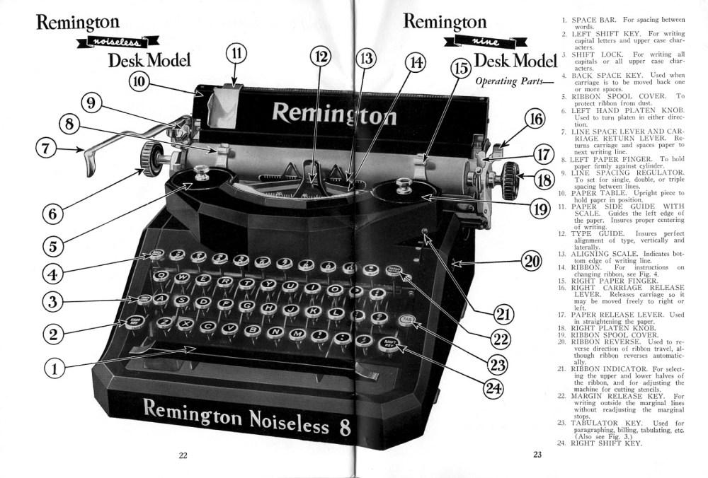 medium resolution of remington noiseless 8 and 9