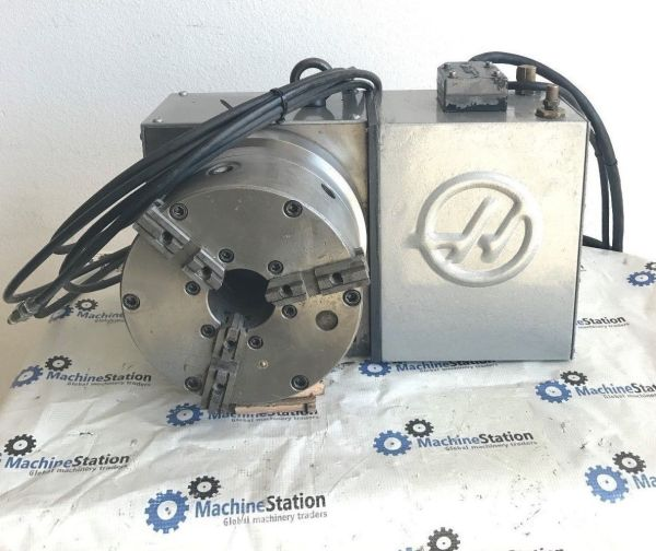 Haas 4th Axis Rotary Indexer Year Of Clean Water