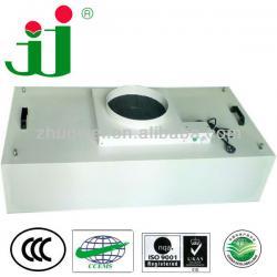 exhaust fan filter unit cleanroom hepa fan filter
