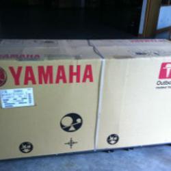 Yamaha 2 Stroke Outboard Motor 85hp 85aetl