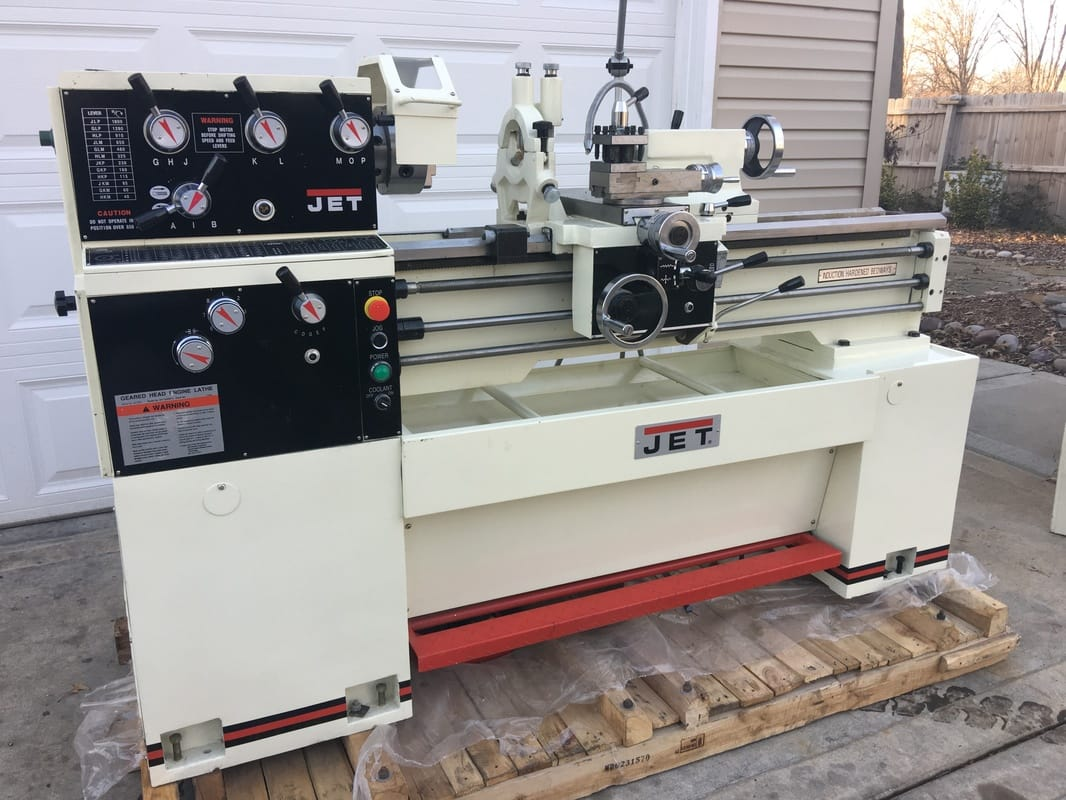 Clausing Lathe For Sale
