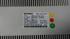 #119 - Servo Drive MDS-A-SVJ-10 (101)