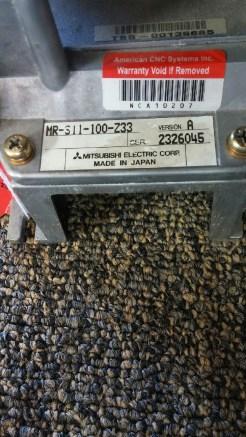 #131 - Servo Drive MR-S11-100-Z33 (107)