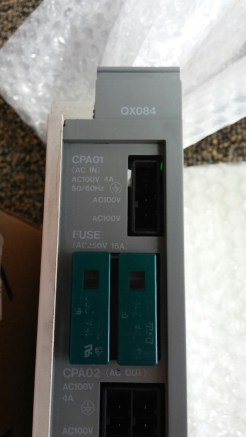#142 - Power Supply NC Rack QX84 (104)