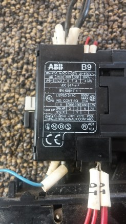 #165 - ABB Thermal Contactor B9-30-10 (104)