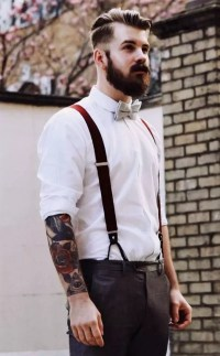 40 Real Men Bow Tie Outfits for 2018 - Machovibes