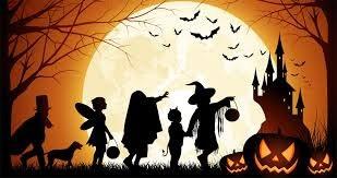 Je vous invite à un goûter d'Halloween