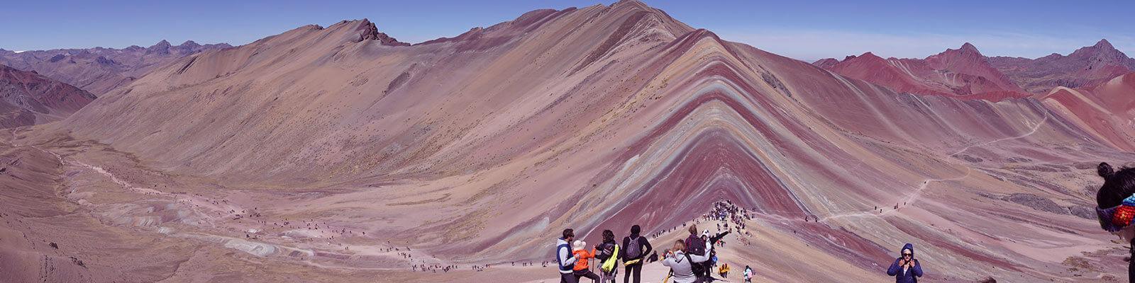 tour alternativo montaña de colores cusco