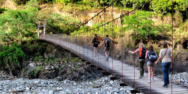 Inka Jungle Trek