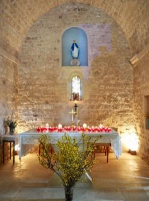 Chapelle Notre Dame de Salette Calas- fête du Cheval