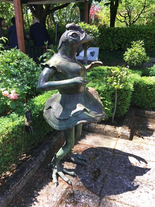 Gilles De Kerversau - Flâneries d'Art contemporain dans les jardins aixois