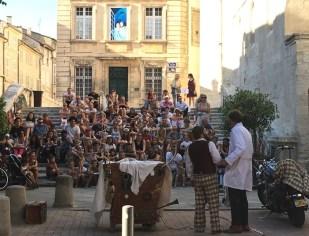 Théâtre de rue - Festival OFF Avignon 2017 -