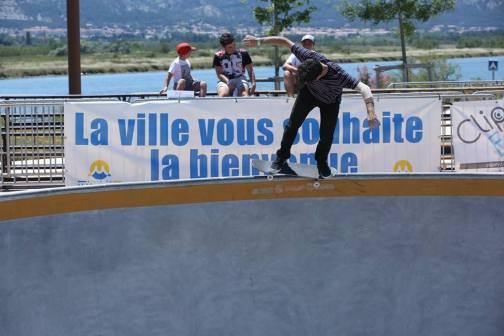 ©Mistral Skate Cup coupe du monde de Skate board - Juiin 2017 - Marignane