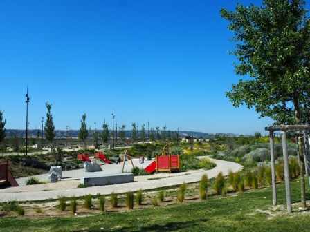 Skate Park - base de loisirs Marignane - Escales Patrimoine