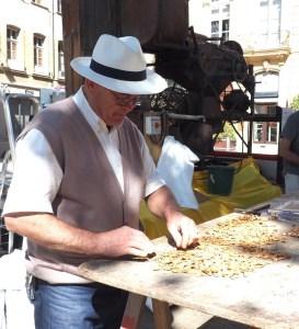 Célébration calisson d'Aix en Provence )