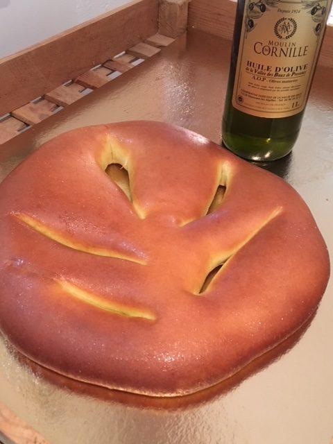 Les 13 desserts - pompe à huile - Provence