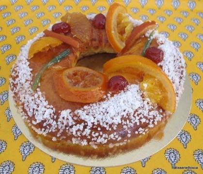 Gâteau des Rois Patisserie Bosca