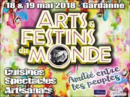 Arts et Festins du monde 2018