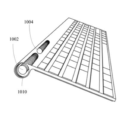 Brevetto Apple registrato per mouse e tastiera con carica
