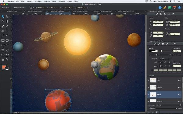 Computer Graphic Design Software